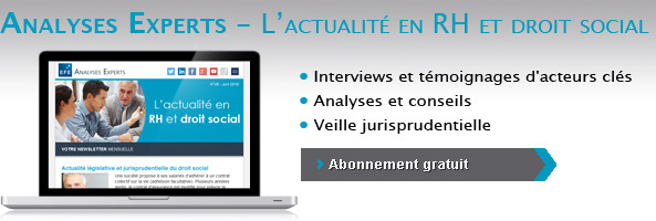 abonnement newsletter ressources humaines